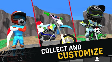 MXGP Motocross Rush APK screenshot thumbnail 4