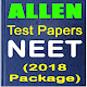 Download Allen NEET Test Papers 2018 (Full Set) For PC Windows and Mac