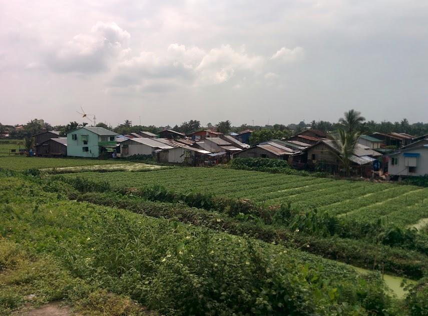 Circular Train - Yangon