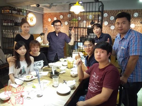 食記:飯BAR MINI(創意中菜)@ 捷運忠孝復興站