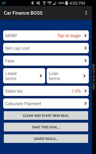 Car Lease Calculator >> Download Car Lease And Loan Calculator Apk Latest Version