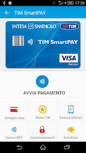 TIM Wallet- miniatura screenshot