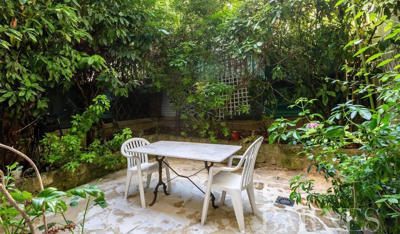 Maison avec jardin Paris 14ème