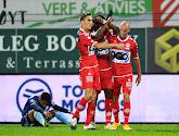 KV Kortrijk heeft deze avond met 3-0 gewonnen van Moeskroen