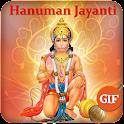 Hanuman Jayanti GIF 2017 icon