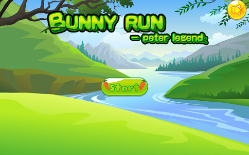 Bunny Run : Peter Legend Games (apk) gratis te downloaden voor Android/PC/Windows screenshot