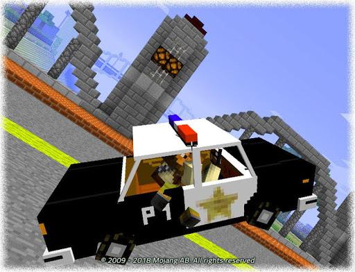 Car Mod for Minecraft v2.5.40 screenshots 2