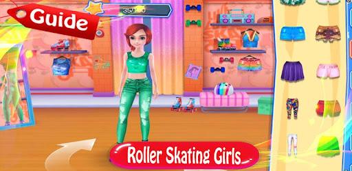 Roller Skating Girl (giude) for PC