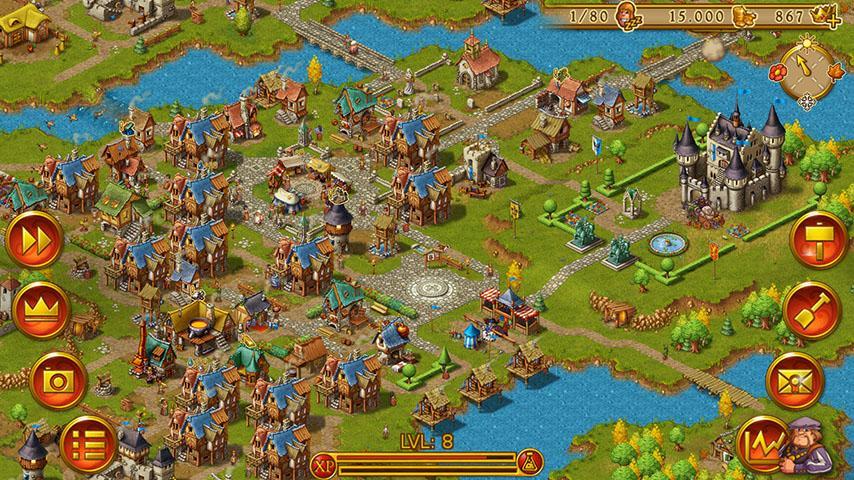 Townsmen Premium- screenshot