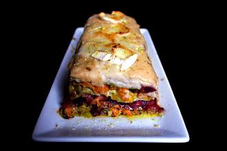 Photo: lasaña de verduras