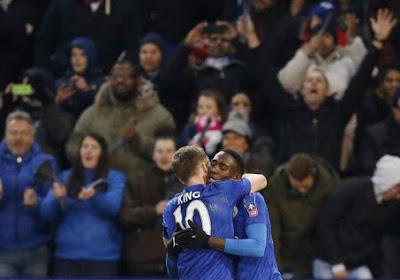 Ndidi monte au jeu et offre la qualification à Leicester face à De Sart ! (VIDEO)