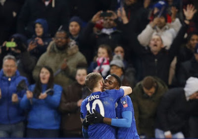 FA Cup : Wilfred Ndidi offre la qualification à Leicester City