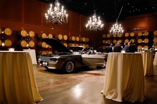 1967 Eleanor Convertible Shelby GT500e Hire CA