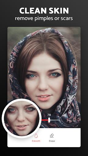 Pixl - Face Tune Selfie Editor & Blemish Remover 1.0.10 screenshots 4