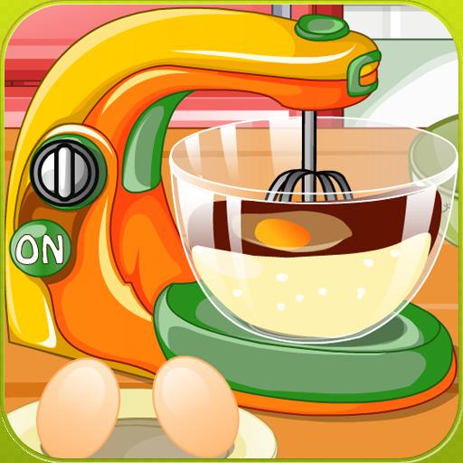 ケーキメーカー - 料理ゲーム 休閒 App LOGO-APP試玩