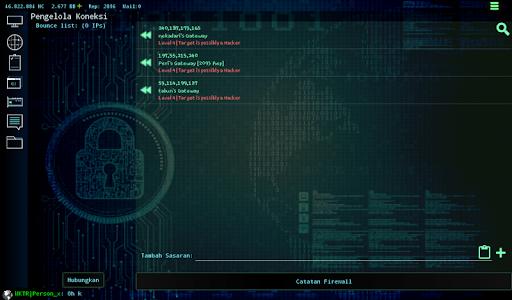 Hackers Online (MMO Simulator) 0.3.6.2 screenshots 14