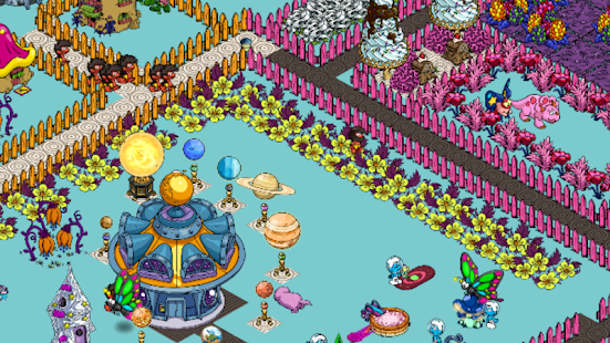 Smurfs' Village screenshot