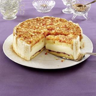 Sour Cream Apple Cake.