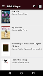 Adobe Digital Editions APK Download – Free Books & Reference APP for Android 1