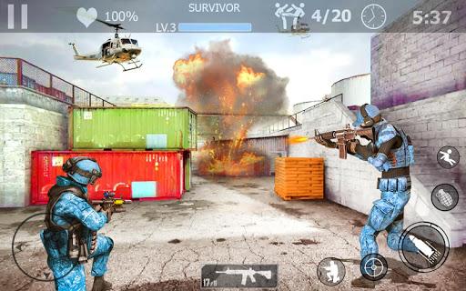 Télécharger mission de survie: contre-attaque terroriste 2020 apk mod screenshots 5