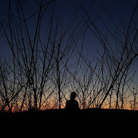 Late night advenures by Caleb Daniel - Landscapes Prairies, Meadows & Fields (  )