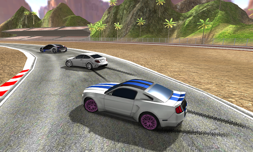 Racing Cars Drifting Drive image | 2