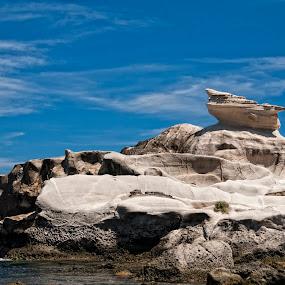 Kapurpurawan Rock by Jon Gonzales - Landscapes Travel ( ilocos, kapurpurawan, rocks )