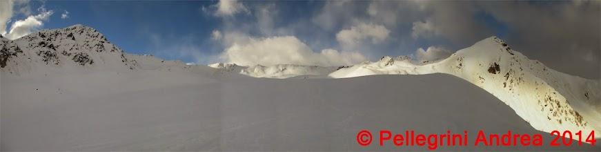Photo: Panorama 4 fuori dal budello, welcome in paradise