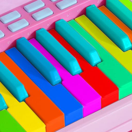 Rainbow Piano file APK Free for PC, smart TV Download