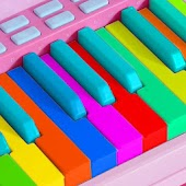 Tải Game Rainbow Piano