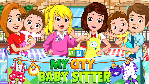 My City : Babysitter  screenshots 1