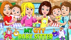 My City : Babysitterのおすすめ画像1