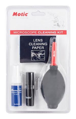 Rengöringskit för mikroskop