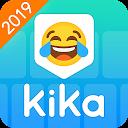 Kika Keyboard 2019 - Emoji Keyboard, Emoticon, GIF |