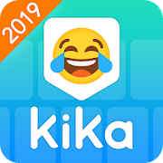 Kika Keyboard 2019 - Emoji Keyboard, Emoticon, GIF