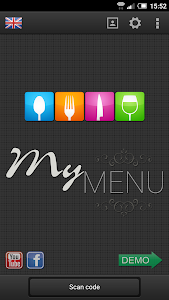 MyMenu screenshot 0