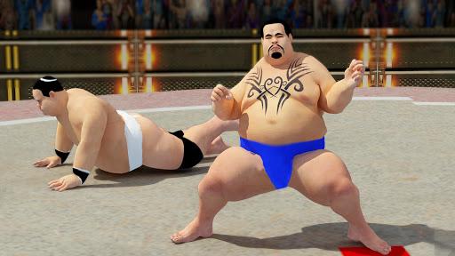 Sumo wrestling Revolution 2017: Pro Stars Fighting  screenshots 3
