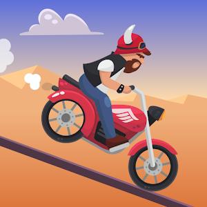 Biker Lane Adventure