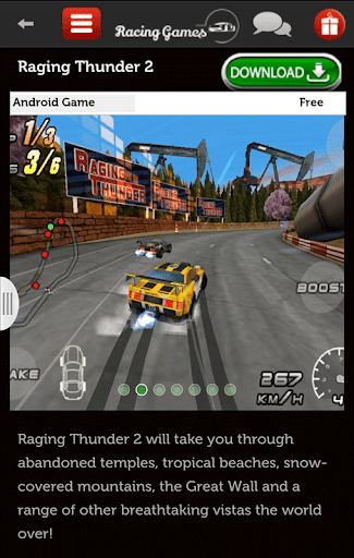 [APPLE iPad/iPhone iOS app][EA Games] Real Racing 3 真實賽車3