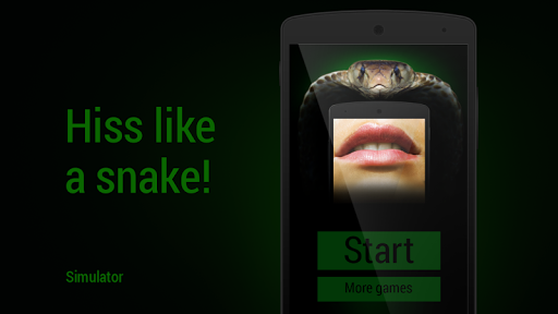 Snake Speech Simulator