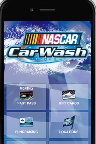 NASCAR Car Wash