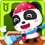 Baby Panda Gets Organized Icon