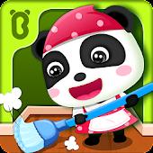 Tải Baby Panda Gets Organized miễn phí