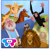 Noah's Ark: Bible Story Book