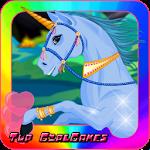 Amazing Unicorn Dress Up Game Icon