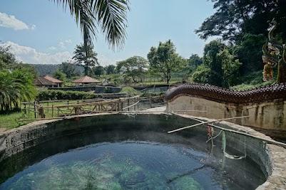 Nong Khrok Hot Springs