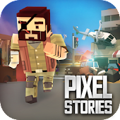 Pixel Stories in Mad PXL City 2018