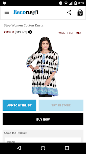 ReconeXt with Shoppers Stop screenshot 5
