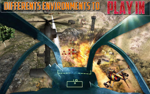 Gunship Warfare: Modern Combat for PC