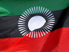 Photo: Flag of Malawi